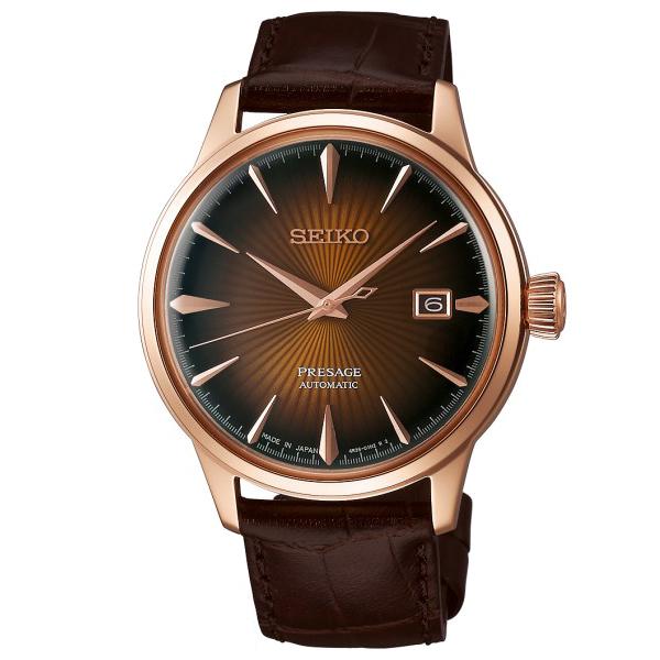 セイコー プレザージュ SEIKO PRESAGE 自動巻き メカニカル 腕時計 メンズ ベーシックライン カクテルシリーズ SARY128 正規品