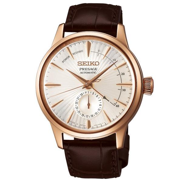 セイコー プレザージュ SEIKO PRESAGE 自動巻き メカニカル 腕時計 メンズ ベーシックライン カクテルシリーズ SARY132 正規品