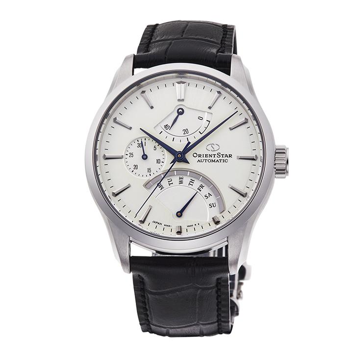 オリエントスター ORIENT STAR 腕時計 メンズ 自動巻き メカニカル コンテンポラリー CONTEMPORALY レトログラード RK-DE0303S 正規品