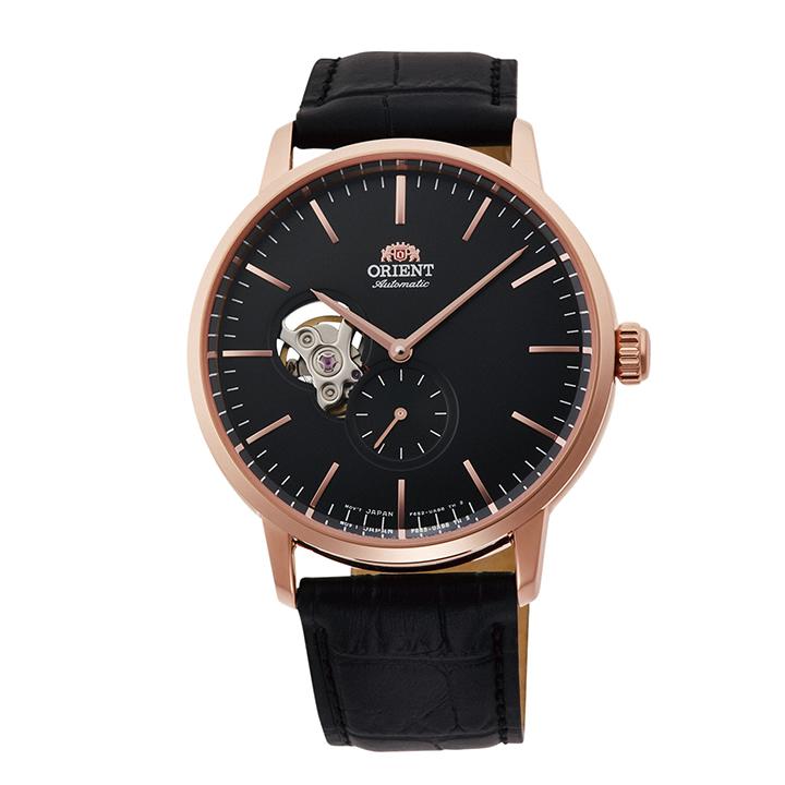 オリエント ORIENT 腕時計 メンズ 自動巻き メカニカル コンテンポラリー CONTEMPORARY セミスケルトン RN-AR0103B 正規品