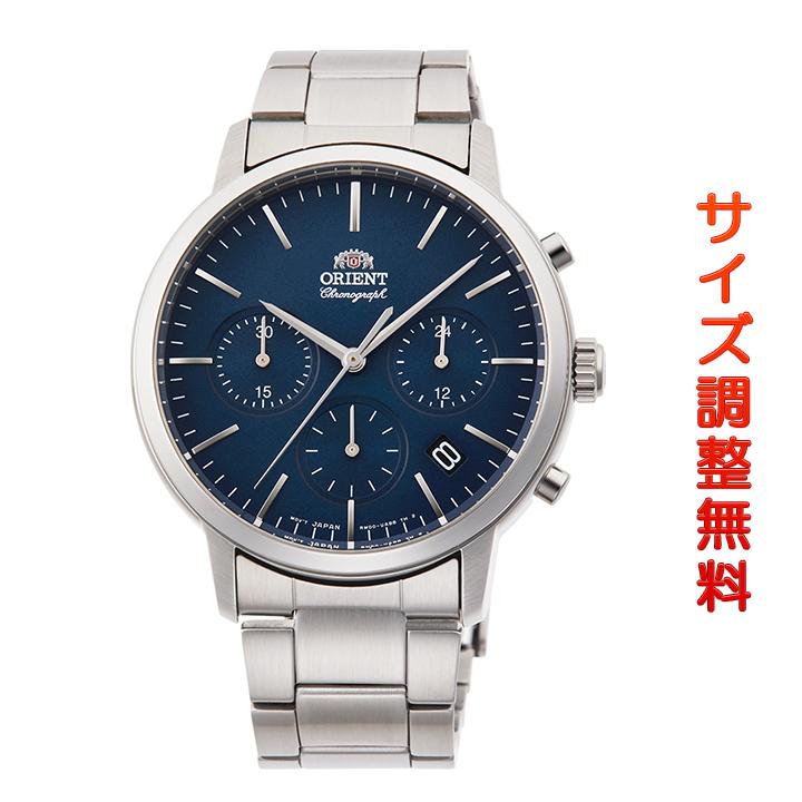 オリエント ORIENT 腕時計 メンズ コンテンポラリー CONTEMPORARY クロノグラフ RN-KV0301L