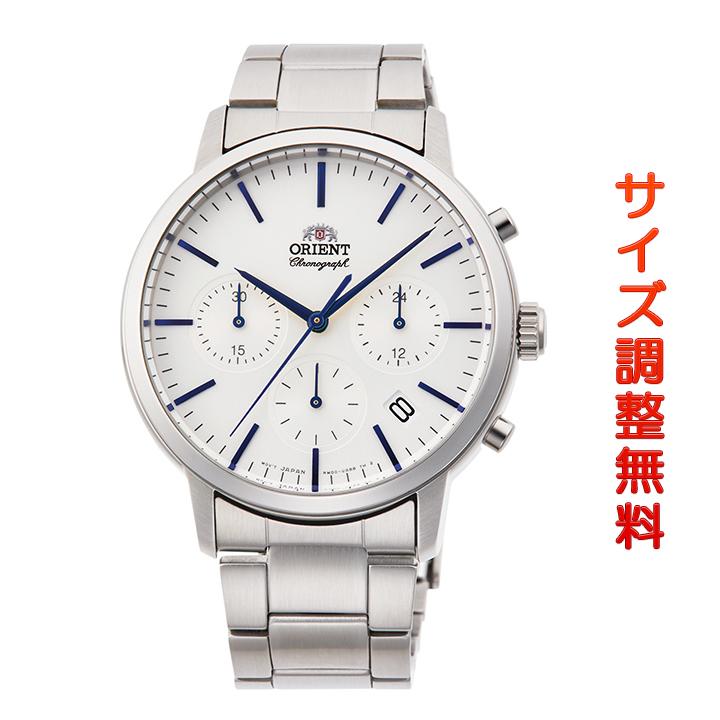 オリエント ORIENT 腕時計 メンズ コンテンポラリー CONTEMPORARY クロノグラフ RN-KV0302S 正規品