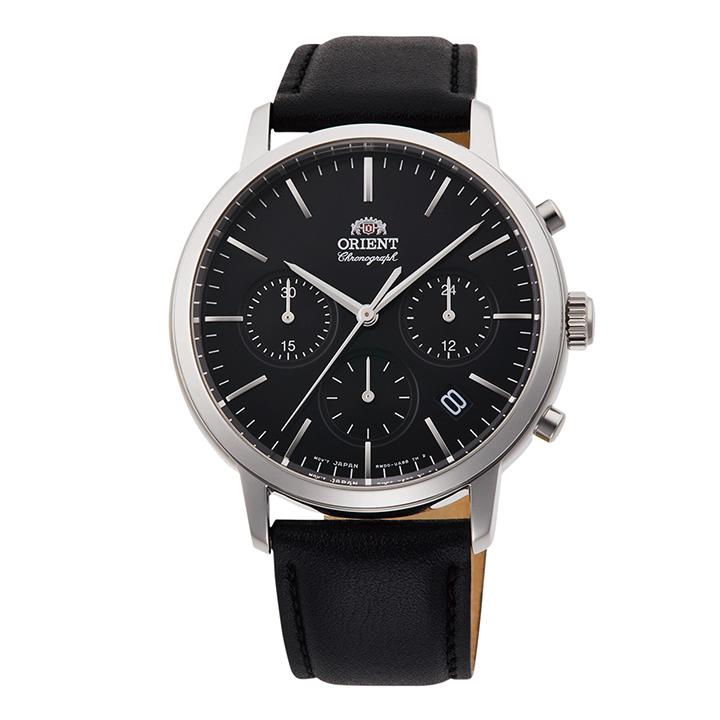 送料無料 お取り寄せ商品 オリエント ORIENT 腕時計 ※ラッピング ※ メンズ 売り込み RN-KV0303B CONTEMPORARY クロノグラフ コンテンポラリー 正規品