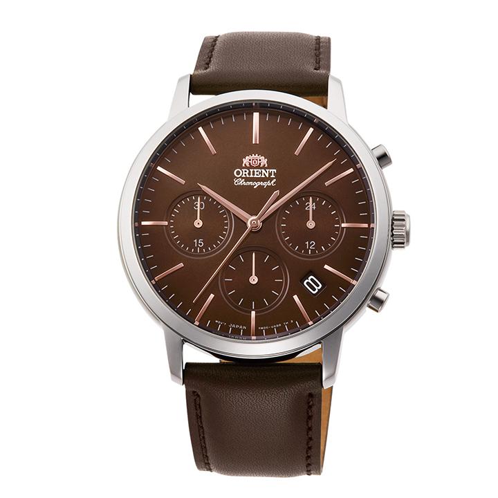 オリエント ORIENT 腕時計 メンズ コンテンポラリー CONTEMPORARY クロノグラフ RN-KV0304Y 正規品