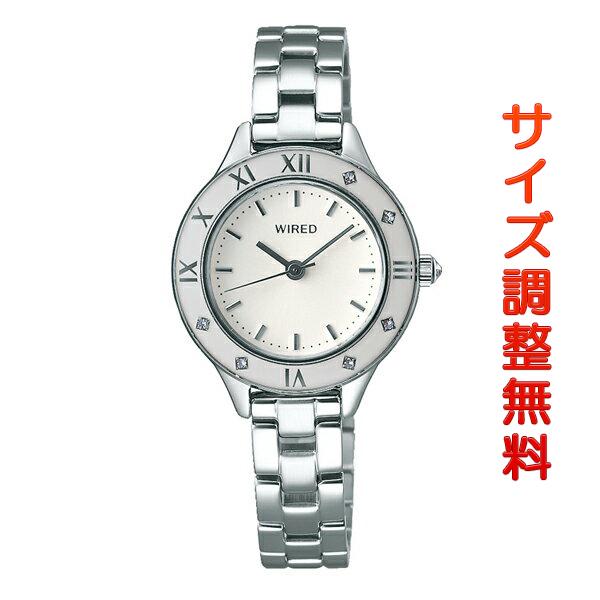 セイコー ワイアード エフ SEIKO WIRED f 腕時計 レディース AGEK440 正規品