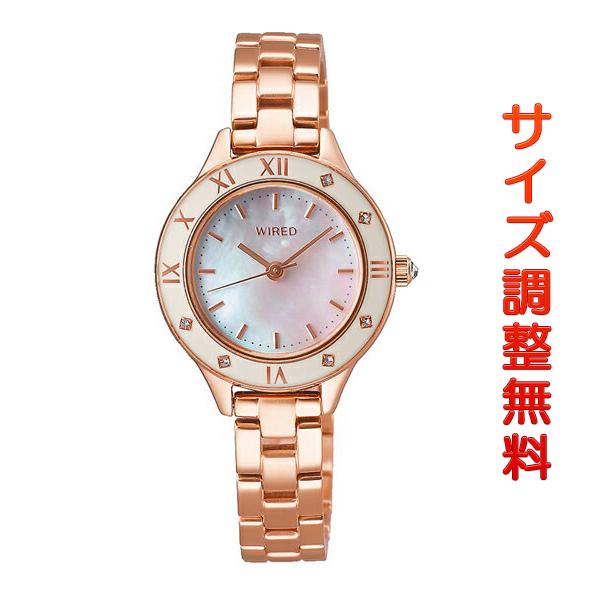 セイコー ワイアード エフ SEIKO WIRED f 腕時計 レディース AGEK441