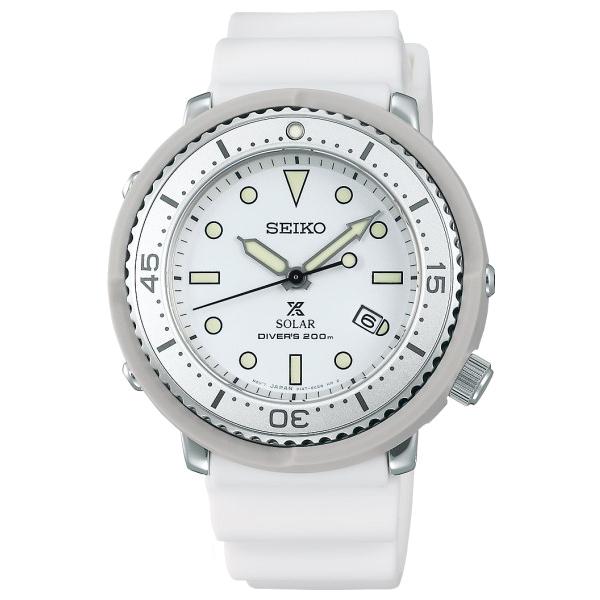 セイコー プロスペックス SEIKO PROSPEX ダイバースキューバ LOWERCASE プロデュース ソーラー 腕時計 メンズ レディース STBR021 正規品