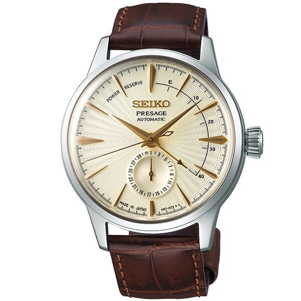 セイコー プレザージュ SEIKO PRESAGE 自動巻き メカニカル 腕時計 ベーシックライン カクテルシリーズ SARY107 正規品