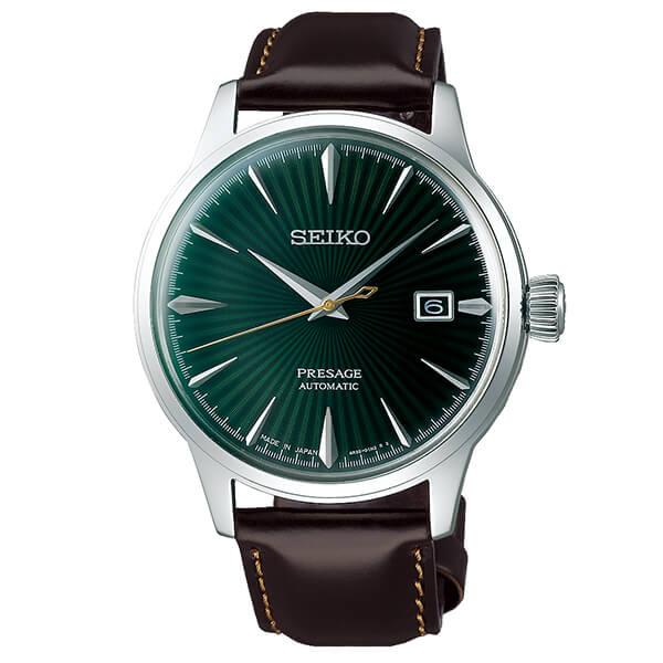 セイコー プレザージュ SEIKO PRESAGE 自動巻き メカニカル 腕時計 メンズ ベーシックライン カクテルシリーズ SARY133 正規品