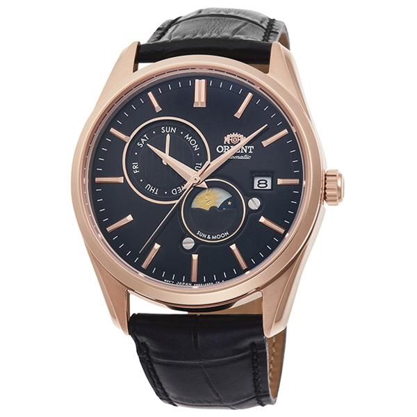 オリエント 腕時計 メンズ 自動巻き 機械式 ORIENT コンテンポラリー CONTEMPORARY サン&ムーン RN-AK0304B 正規品