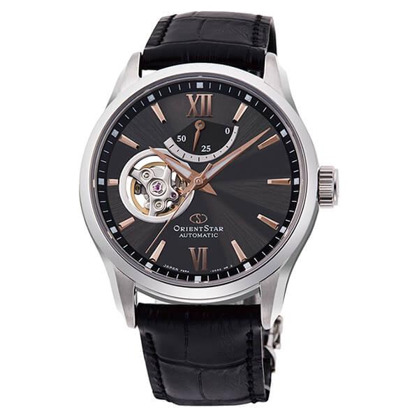 オリエントスター ORIENT STAR 腕時計 メンズ 自動巻き メカニカル コンテンポラリー セミスケルトン RK-AT0007N