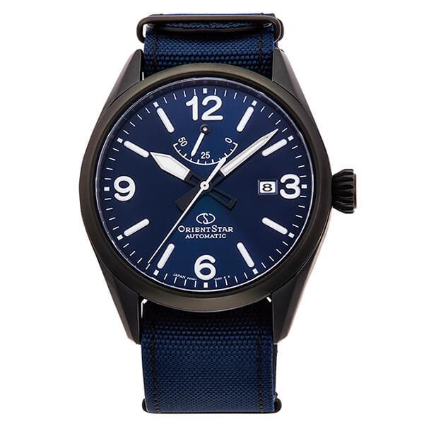 オリエントスター ORIENT STAR 腕時計 メンズ 自動巻き メカニカル スポーツ アウトドア RK-AU0207L