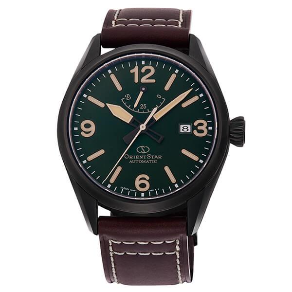 オリエントスター ORIENT STAR 腕時計 メンズ 自動巻き メカニカル スポーツ アウトドア RK-AU0208E
