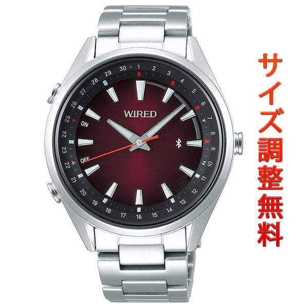 セイコー ワイアード SEIKO WIRED 腕時計 メンズ TOKYO SORA Bluetooth AGAB412