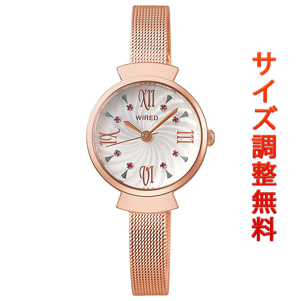 着後レビューで 送料無料 サイズ調整無料 お取り寄せ商品 セイコー ワイアード エフ SEIKO WIRED TOKYO MIX f レディース トーキョーガールミックス GIRL バースデー 記念日 ギフト 贈物 お勧め 通販 AGEK458 腕時計