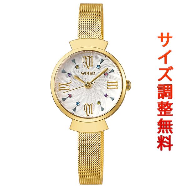 セイコー ワイアード エフ SEIKO WIRED f 腕時計 レディース トーキョーガールミックス TOKYO GIRL MIX AGEK459