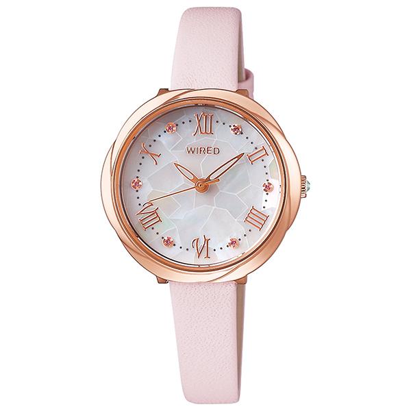 送料無料 お取り寄せ商品 セイコー ワイアード エフ SEIKO AGEK462 f 現品 期間限定今なら送料無料 腕時計 レディース WIRED