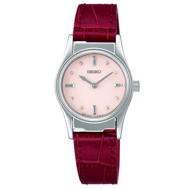 送料無料 人気ショップが最安値挑戦 お取り寄せ商品 セイコー 触読式時計 SEIKO 評価 SQWK033 レディース 腕時計