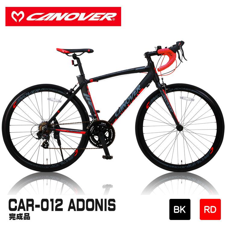 ロードバイク CANOVER カノーバー CAR-012 ADONIS アドニス 完成品