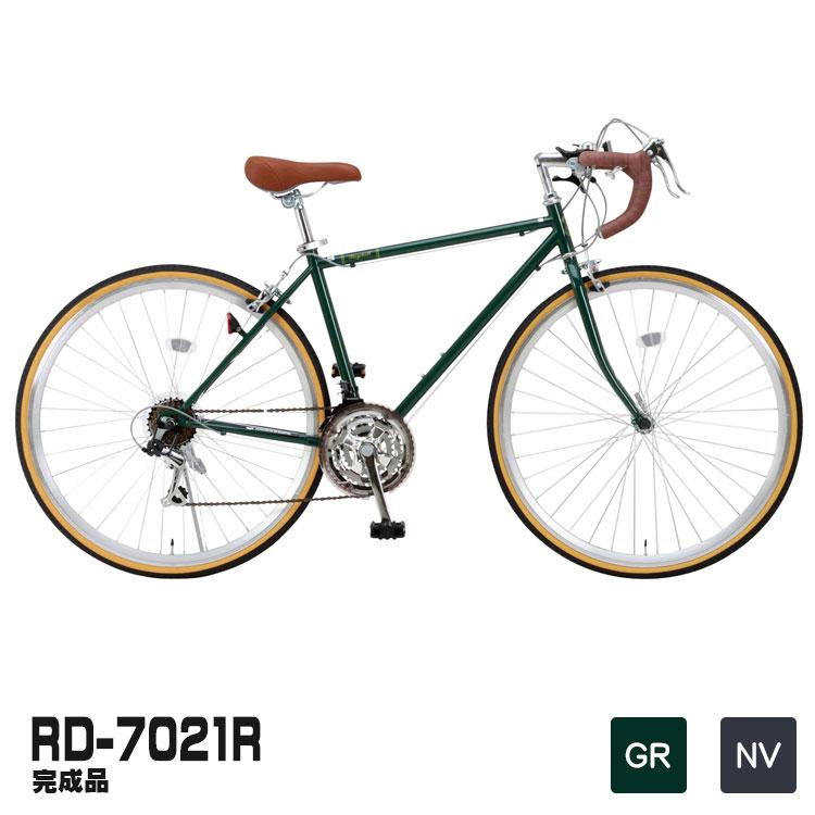 【4月下旬入荷予定 予約商品】 ロードバイク Raychell レイチェル RD-7021R 完成品