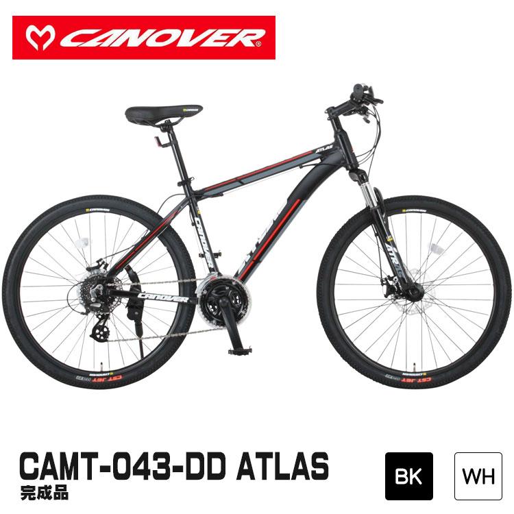 【4月下旬入荷予定 予約商品】 マウンテンバイク CANOVER カノーバー CAMT-043-DD ATLAS アトラス 完成品