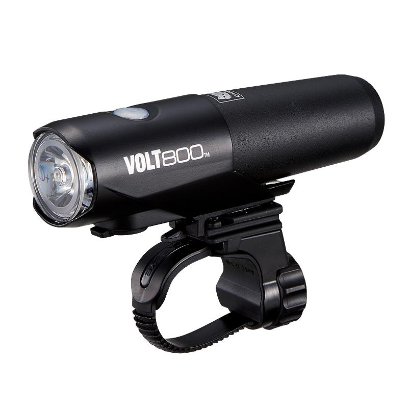 自転車 ライト キャットアイ CATEYE LEDヘッドライト フロントライト ボルト800 VOLT800 HL-EL471RC USB充電式 LEDライト LED USB 送料無料 送料無料(北海道・沖縄・その他離島は除く)