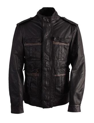 ☆【DEGNER】Men's Leather Jacket 10WJ-2 レザージャケット 革ジャン メンズ デグナー【バイク用品】