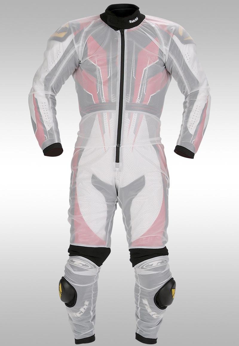 ☆【RS TAICHI】 アールエス タイチ レーシング レインスーツ NXR003 【バイク用品】