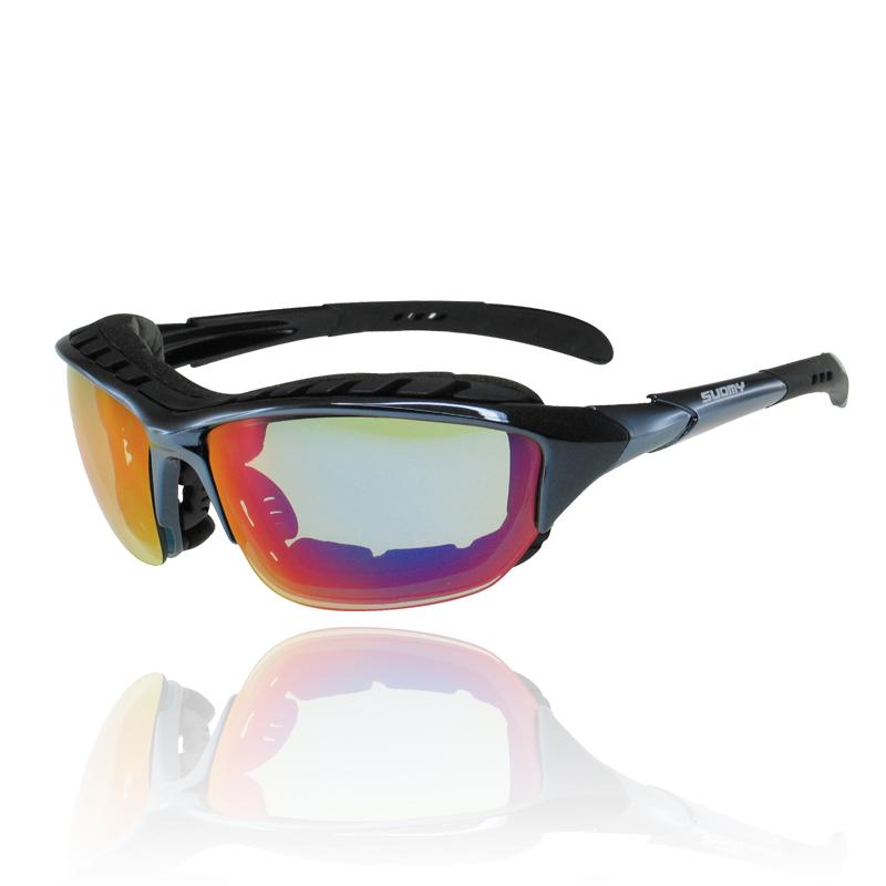suomiaiueasangurasu SU-016 MODEL架子彩色:灿烂黑色透镜彩色:gurinrebo可见光穿透率56%气质设计