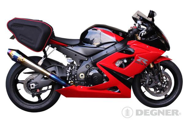 ☆ DEGNER デグナー NB-36スポーツダブルバッグ 【smtb-k】 【バイク用品】