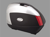 ☆GIVI ジビ6806735Ltype V35シリーズ(左右1セット)サイドケース カラー シルバー塗装 リアボックス リアキャリア パニアケース リアケース トップケース 【バイク用品 リアボックス パニアケース】