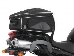 ☆《HEPCO&BECKER》ヘプコ&ベッカー SOFTBAGS ソフトバック Street Rear bag 26-28L 480×340×270 ブラック リアボックス リアキャリア パニアケース リアケース トップケース 頑丈【バイク用品】