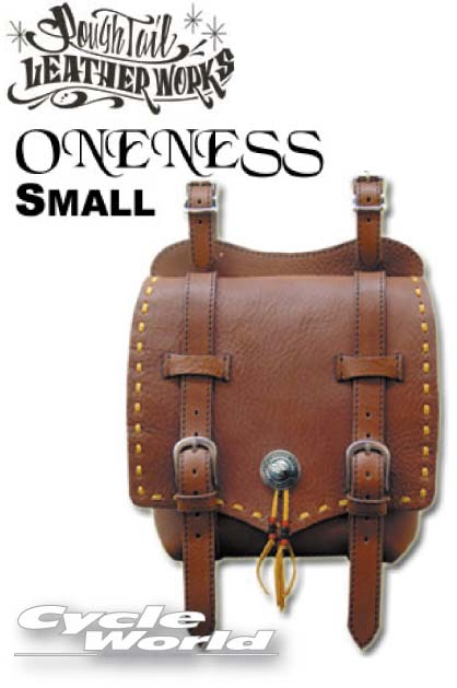 ☆【Rough Tail】ワンネス サドルバッグ S《スモールサイズ》ONENESS SADDLE BAG SMALL SIZEカラーオーダー メディスンバッグ アメリカン ハーレー ラフテール Harley‐Davidson Made in Japan【smtb-k】【バイク用品】