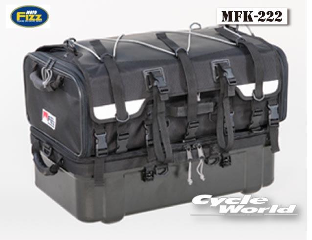 ☆【TANAX】MOTO FIZZ MFK-222  グランドシートバッグ【ブラック】 キャンピングバッグ キャンプバッグ シートバッグ ロングツーリング  タナックス  モトフィズ【smtb-k】 【バイク用品】