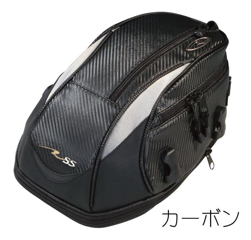 ☆【ROUGH&ROAD】ラフ&ロード SSテールバッグ カラー カーボン 【バイク用品】