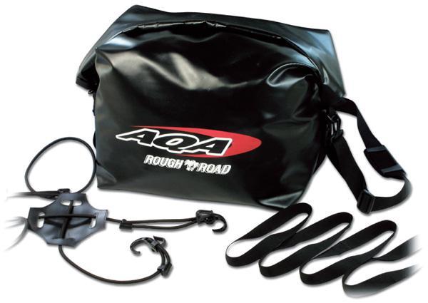 ☆ ROUGHROAD ラフ ロード RR5612 防水 容量 バイク用品 品質検査済 50リットル DRY マーケット カーゴ AQA