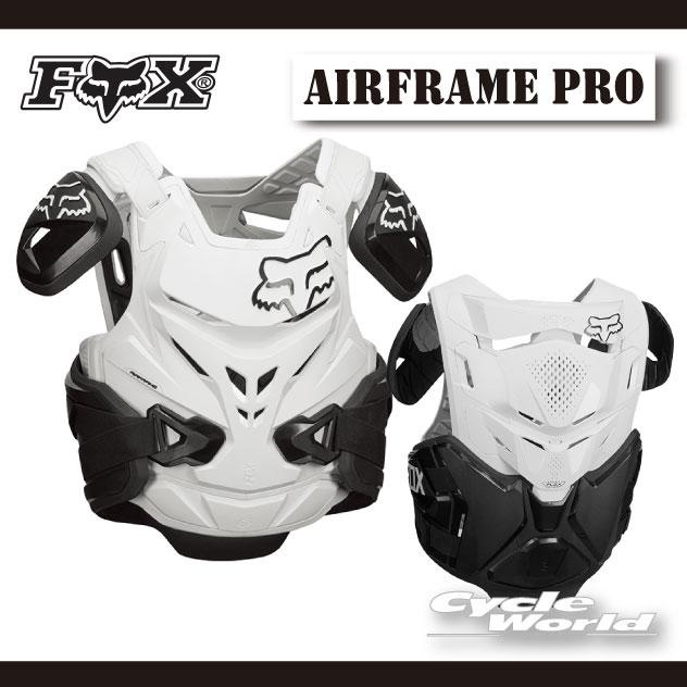 FOX Pettorale Airfrae PRO Nero