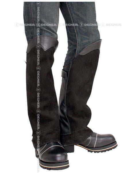 ☆【DEGNER】DBC-07A ブーツチャップスBOOTS CHAPS 火傷 エンジン熱 熱対策 防寒 防風 寒さ対策 デグナー【バイク用品】
