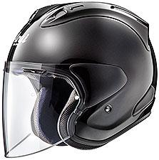 ☆【◇在庫処分特価!!!】【Arai】VZ-RAM GLASS BLACK 55-56(Sサイズ)アライ ヘルメット オープンフェイス ジェットヘルメット グラスブラック【バイク用品】
