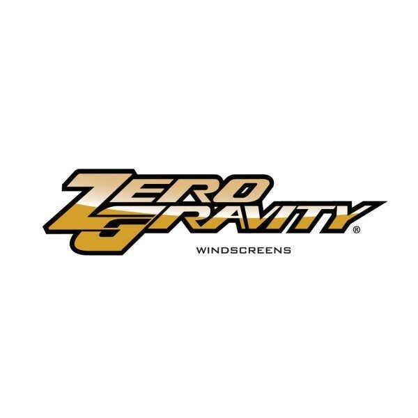 ☆【◇在庫処分特価!!!】 ZERO GRAVITY(ゼログラビティ) スクリーン ダブルバブル スモーク ZX-6R 09-12/ZX-10R 08-10 [1626202] 【バイク用品】