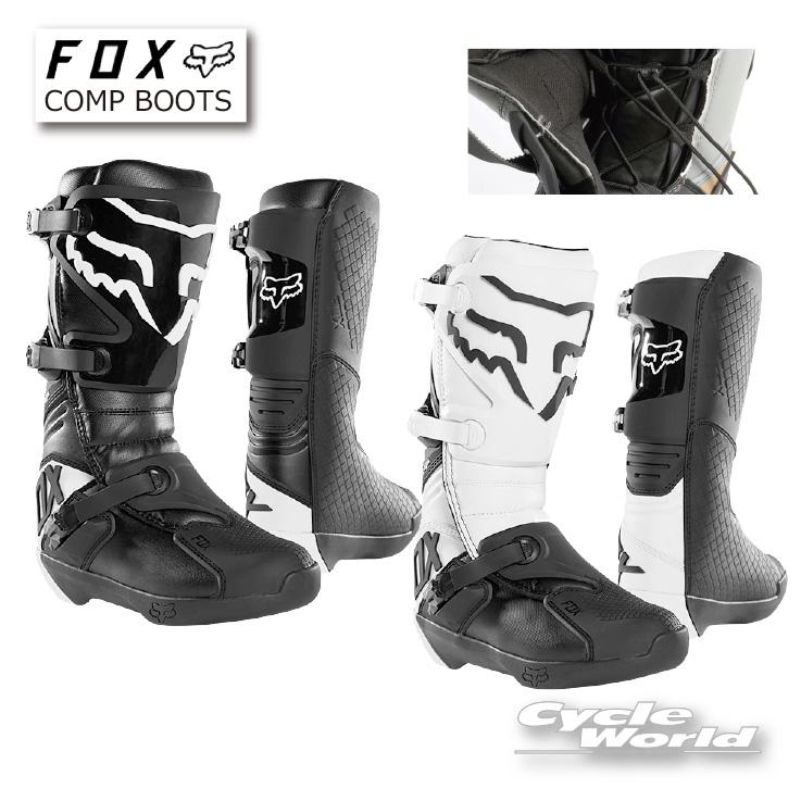 ☆ ☆正規品 FOX COMP BOOTS コンプ ブーツ 25408 フォックス 春の新作続々 オフロード バイク用品 メーカー公式ショップ モトクロス オフロードブーツ