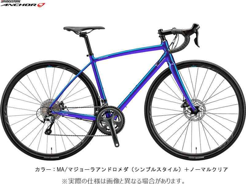 【ANCHOR】(アンカー) 2020 RL6D TIAGRA(2x10s)DISCロードバイク完成車(自転車)ブリヂストンアンカー BRIDGESTONE