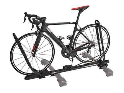 【INNO】INA389 タイヤホールド-2 サイクルキャリア【車載用スタンド】(自転車) 4973007570783 INA-389