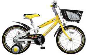 【弊社在庫1台限り】【BRIDGESTONE】(ブリジストン)クロスファイヤーキッズ16 CK16 0(自転車)(日時指定・代引き不可)2006102270028