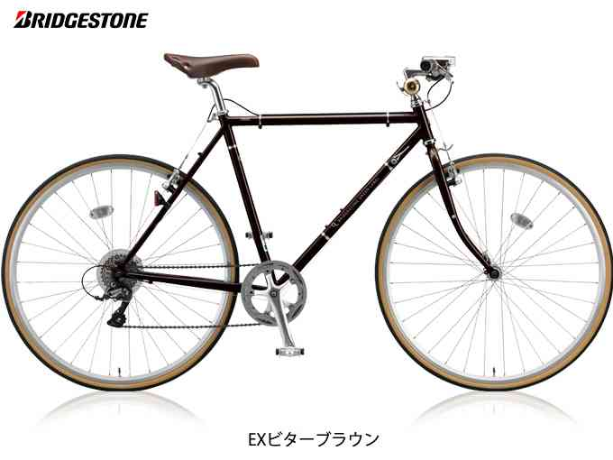 【BRIDGESTONE】(ブリジストン)2018CHEROクエロ 700F(1x8s)CHF7 クロスバイク700C【クロスバイク】(自転車)(日時指定・代引き不可) CHF-7