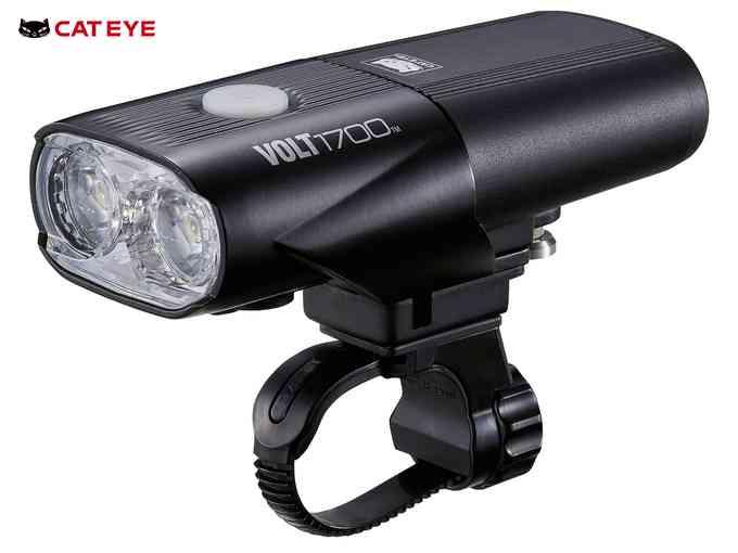 (送料無料)【CATEYE】(キャットアイ)HL-EL1020RC VOLT1700 充電式 高輝度LEDヘッドライト【フロント ライト】(自転車) EL-1020RC