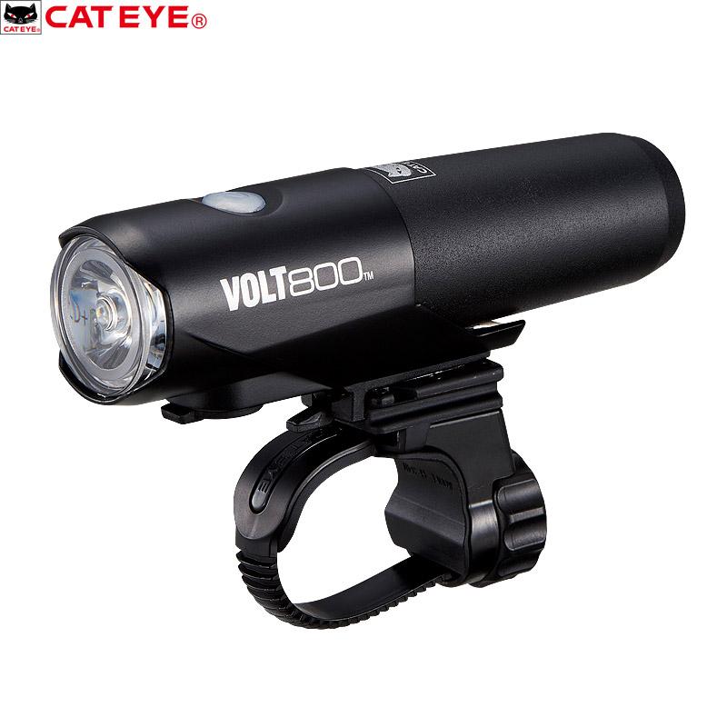 【送料無料】【CATEYE】(キャットアイ)HL-EL471RC VOLT800 充電式 高輝度LEDヘッドライト【フロント ライト】【自転車 アクセサリー】 4990173028948 EL-471RC