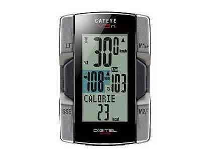 (送料無料)【CATEYE】(キャットアイ)CC-TR310TW V3N ワイヤレスコンピューター(心拍センサー付)【サイクルコンピューター】(自転車)