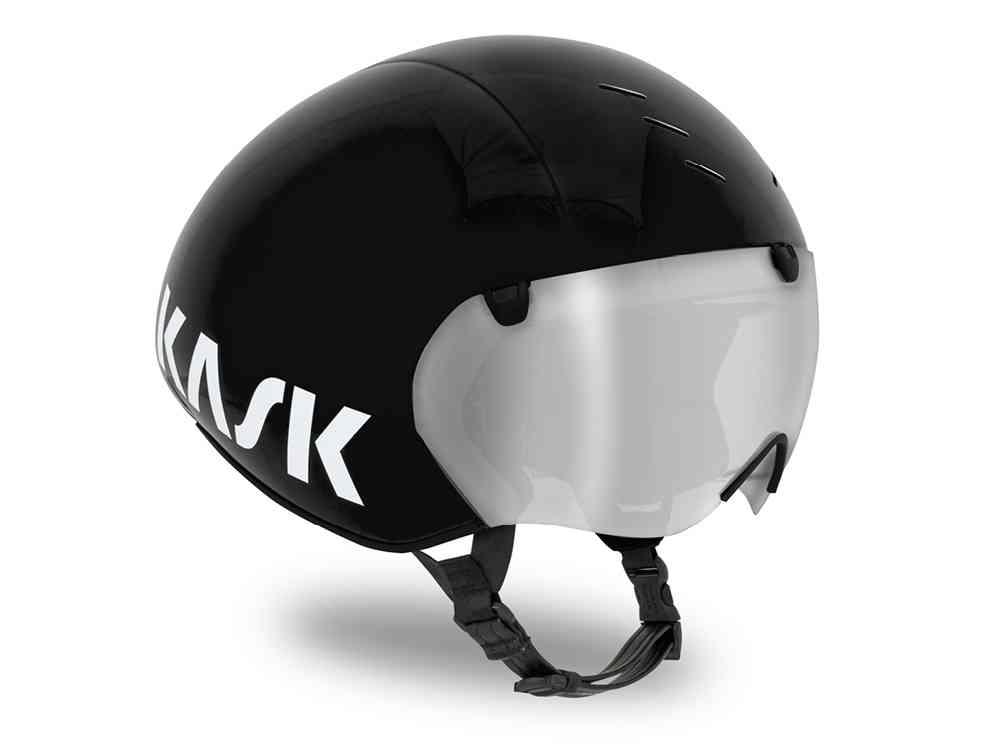 (送料無料)【KASK】(カスク)BAMBINO PRO <ブラック> TTヘルメット【ヘルメット】(自転車)