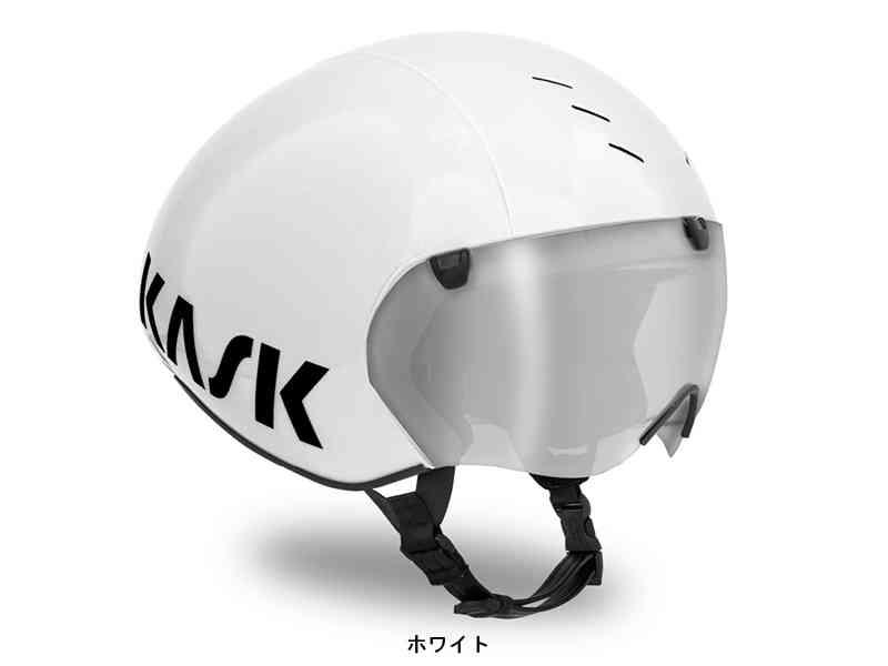 (送料無料)【KASK】(カスク)BAMBINO PRO <ホワイト> TTヘルメット【ヘルメット】(自転車)